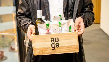 """""""Auga group"""" eksportas pasiekė Australiją"""