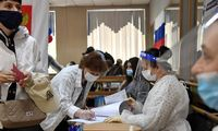 Rusijoje – paskutinė balsavimo diena dėl konstitucijos pakeitimų, leisiančių V. Putinui valdyti iki 2036 m.