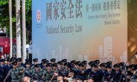 Įsigaliojo Honkongo autonomiją ir laisves paminantys įstatymai