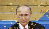 Rusijos prezidento V. Putino farsas suteiks jam galimybę rinktis