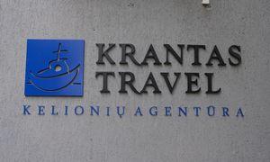 """Keltų bilietų pardavėja """"Krantas Travel"""" stabdo veiklą"""