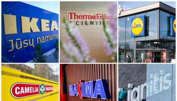 "Reputacijos laurai: IKEA, ""Thermo Fisher"", ""Lidl"" ir ""Camelia"""