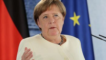A. Merkel sugrįžta į didžiąją Europos sceną