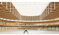 Vilniaus maniežo architektūriniame konkurse – 21 pasiūlymas