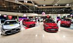 Naujų automobilių rinka grįžta į prieškrizinį lygį