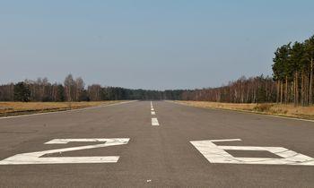 Neringoje atidaromas Nidos aerodromas