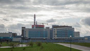 Latvijos prezidentas: EK ruošiasi pateikti Baltijos šalims pasiūlymą dėl Astravo jėgainės