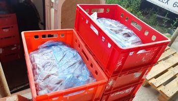 Kratos pas mėsos perdirbėjus: antisanitarinės sąlygos, 784 kg neapskaitytos produkcijos