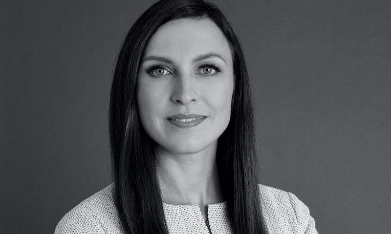 """Advokatų kontoros """"Jurex"""" vyresnioji teisininkė, advokatė Olga Siomina."""