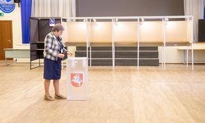 Šimtas dienų iki rinkimų: kokį matome politinį kraštovaizdį