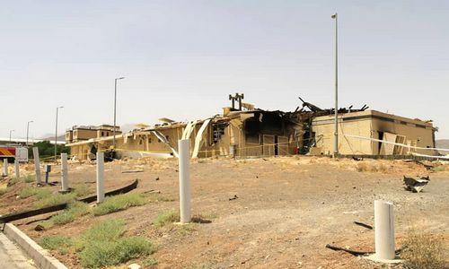 Iranas: per incidentą branduoliniame komplekse apgadintas urano centrifugų centras