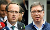 Serbija ir Kosovas sekmadienį atnaujins derybas