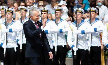 Prezidentas: karalius Mindaugas atvėrė Lietuvai duris į Europą