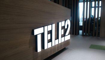 """Keičiasi """"Tele2"""" grupės generalinis direktorius Švedijoje"""