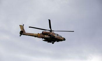 """Izraelis smogė """"Hamas"""" po raketų atakos iš Gazos Ruožo"""
