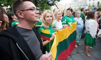 Lietuva švenčia Karaliaus Mindaugo karūnavimo dieną