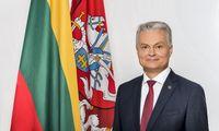 Prezidentas G. Nausėda sveikina Valstybės dienos proga