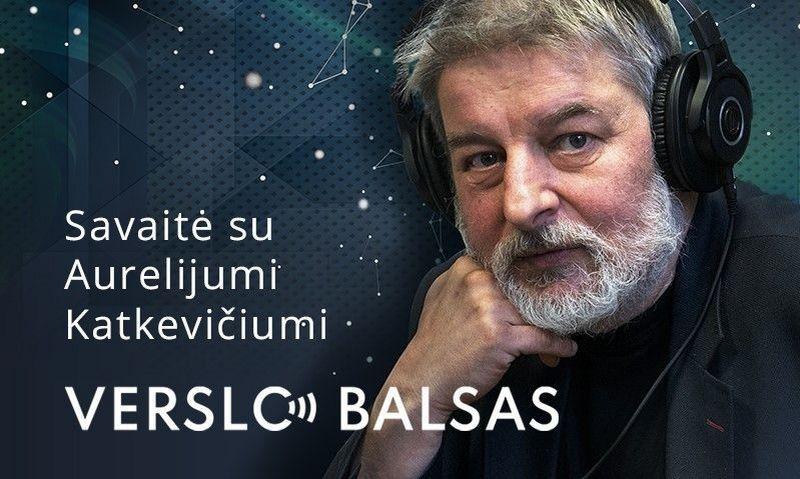 Aurelijus Katkevičius. Juditod Grigelytės (VŽ) nuotr.
