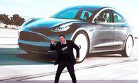 """Autopramonės krizės akivaizdoje žiba """"Tesla"""" – nustebino rezultatais"""