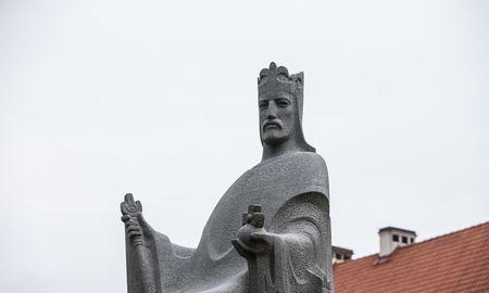 Lietuvos valdovų vedybinė politika