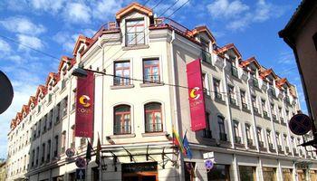 """""""Norvelitos"""" savininkai įsigijo sostinės viešbutį """"Conti"""""""