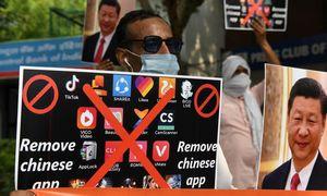 """JAV ketina apriboti prieigą prie kinų programėlės """"TikTok"""""""