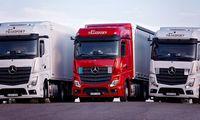 Belgijoje sulaikyti dar vienos lietuvių įmonės vilkikai