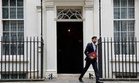 JK pristatė naują 30 mlrd. GBP dydžio ekonomikos paskatų paketą