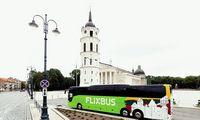 """Vokietijos keleivių vežėjas """"FlixBus"""" plečiasi į Baltijos šalis"""