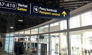 Pratęsiama lėktuvais ir keltais atvykstančių asmenų kontrolė