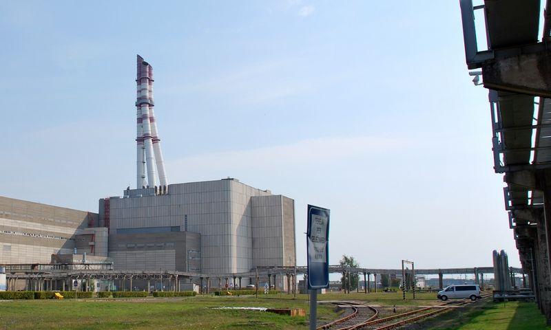Ignalinos atominė elektrinė. Naglio Navako nuotr.