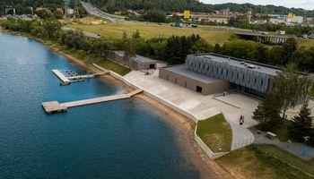 Kaunas atidaro 5 mln. Eur vertės irklavimo bazę