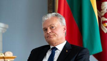 G. Nausėda vetavo Seimo įvestus pokyčius valstybės ir savivaldybių valdomoms bendrovėms