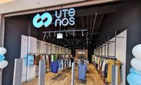 """Latvijoje atidaroma pirmoji firminė """"Utenos trikotažo"""" parduotuvė"""