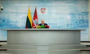 Prezidentas vetuoja įstatymą dėl valstybės ir savivaldybių įmonių turto valdymo