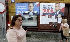 Lenkijos prezidentinė rinkiminė kampanija įsismarkavo – skrieja kaltinimai užsienio šalių kišimusi į rinkimus
