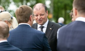 """""""Valstiečių"""" taryba patvirtino: rinkimų sąrašą ves premjeras S. Skvernelis"""