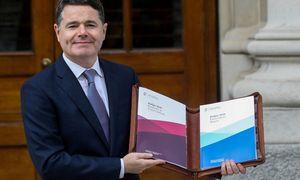 Naujuoju Eurogrupės vadovu išrinktas airis Paschalis Donohoe