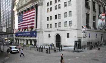 Investuotojai įveikė nerimą dėl viruso