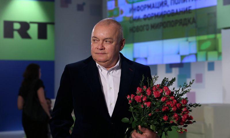 """D. Kiesliovas yra įtrauktas į Europos Sąjungos sankcijų sąrašą. Valery Sharifulin (TASS/""""Scanpix"""") nuotr."""