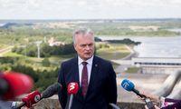 G. Nausėda: Kruonio HAE nebus naudojama Astravo AE rezervui