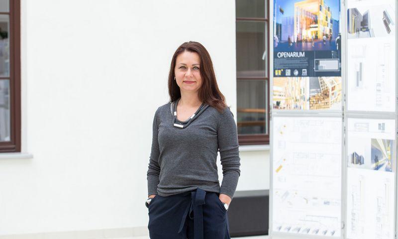 """Erika Markovska-Mikulskienė, UAB """"Emko"""" įkūrėja. Juditos Grigelytės (VŽ) nuotr."""