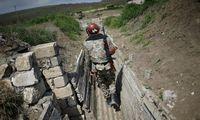 Azerbaidžano ir Armėnijos pasienyje žuvo du aukšto rango azerbaidžaniečių kariškiai
