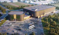 Tauragė rengiasi statyti daugiafunkcę areną