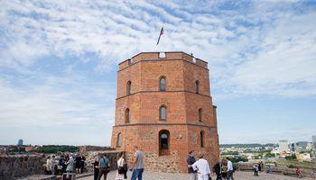 Gedimino pilies bokšto muziejus mini 60-metį