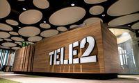 """""""Tele2"""" krizinio pusmečio rezultatai – teigiami"""