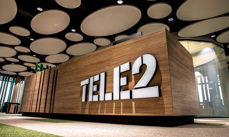 """Tele2"" biuras Vilniuje. Juditos Grigelytės (VŽ) nuotr."