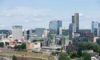 CBRE: Vilniuje išaugo pernuomojamų biurų pasiūla