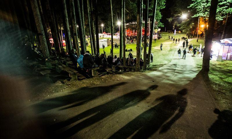 Daugelis tradicinių festivalių šiemet neįvyks: jie nukelti į kitus metus. Juditos Grigelytės (VŽ) nuotr.