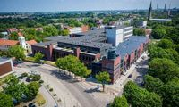 """""""Švyturio"""" gamyklą Klaipėdoje verčia komercinio NT ir butų kompleksu"""